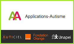 application autisme