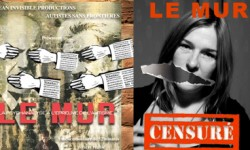 censure du documentaire le mur