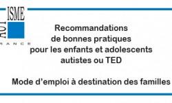 mode d'emploi recommandations HAS