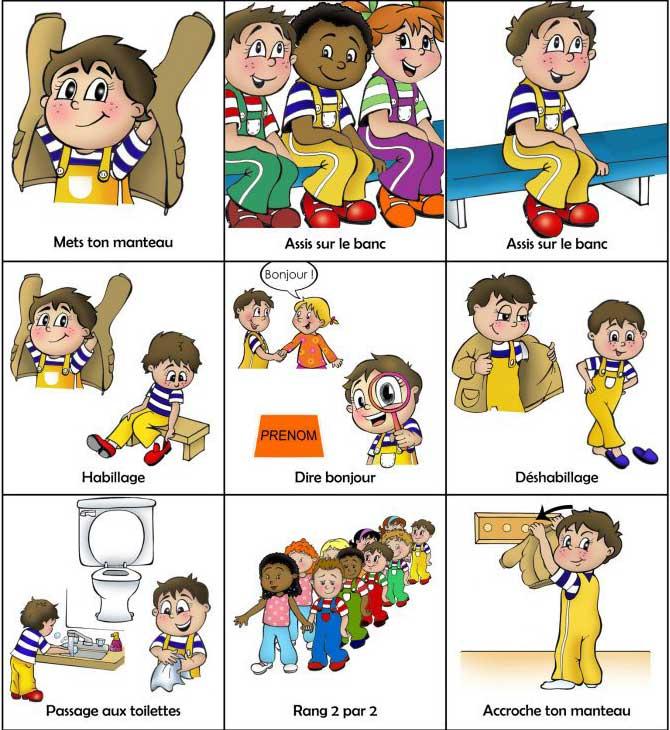Gut bekannt autisme.info31 » Blog Archive » Banque de pictogrammes gratuits IY56